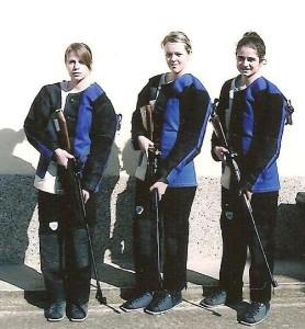 Juniorke–Seniorke LIGA HRVATSKE SZP 2009/2010, 2010/2011, 2011/2012 i 2012/2013  3. mjesto 2013/2014